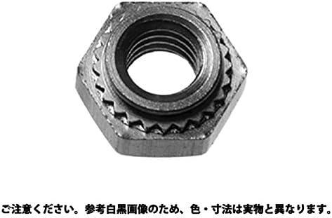 ファブナット(FAB 材質(ステンレス) 規格(EKS-M4-2) 入数(1000)