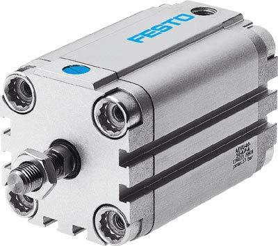Festo 157015 Model AEVU-80-15-A-P-A Compact Cylinder
