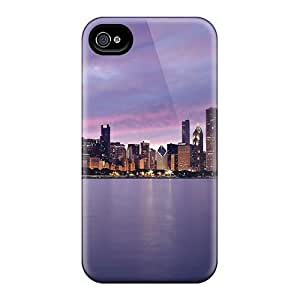 Special CalvinDoucet Skin Cases Covers For Iphone 6, Popular Architecture Widescreen Chicago Phone Cases