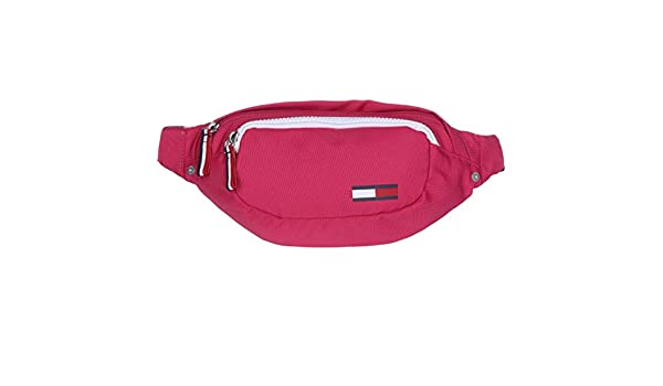 Tommy Hilfiger AW0AW08075 CITY BUMBAG ESTUCHE Mujer CORAL ROSE UNI: Amazon.es: Ropa y accesorios