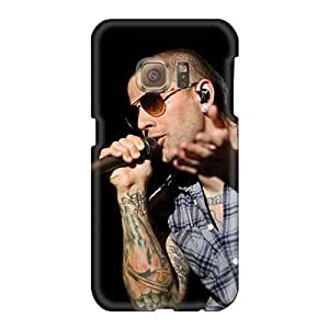 ChristopherWalsh Samsung Galaxy S6 Bumper Hard Phone Covers Custom Fashion Avenged Sevenfold Band A7X Pictures [mpN1191Nmiq]