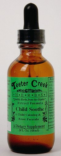 - Teeter Creek Child Soothe Extract Combination (1oz.)