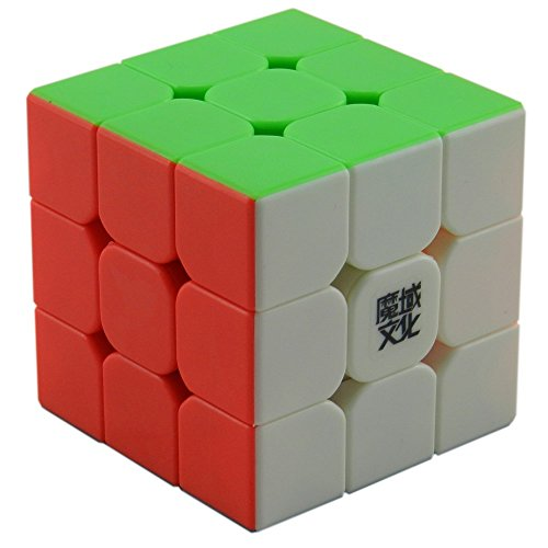 Moyu Aolong V2 Speed Cube 3x3 Stickerless High Bright