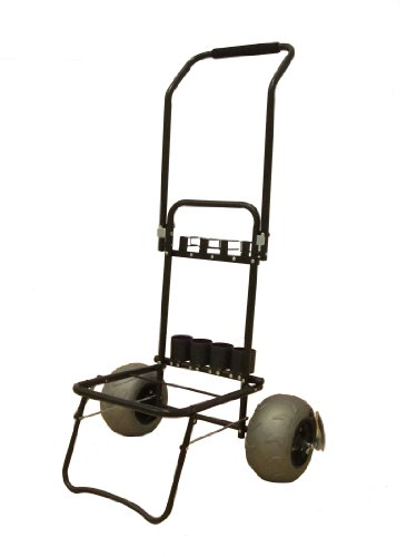 Genji Sports Wheeleez Fishing Cart/Beach Cart, Outdoor Stuffs