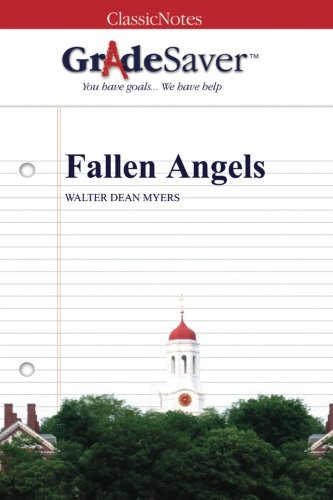 Fallen Angels Quotes And Analysis  Gradesaver  Fallen Angels Study Guide