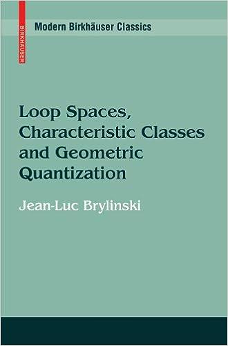 Lien de téléchargement de livres gratuits Loop Spaces, Characteristic Classes and Geometric Quantization (Modern Birkhäuser Classics) 0817647309 FB2
