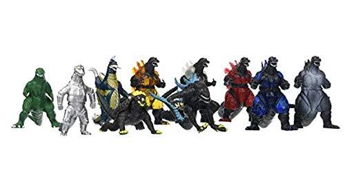 Toys & Hobbies Oliasports 10pcs Mini Godzilla Dinosaur Kids Toys Action Figure Collections New