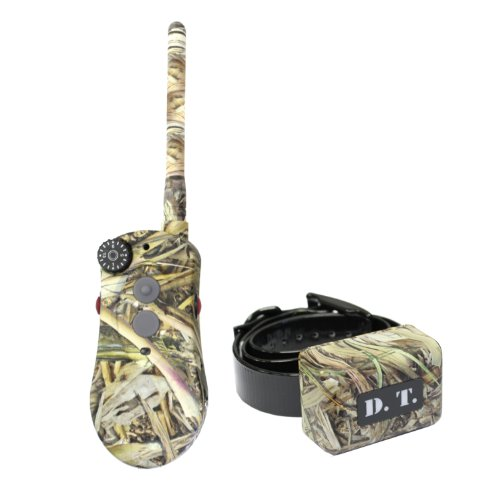 D.T. Systems H2O Series 1820 Plus Dog Training System Fatal Flight Camo Coverup, Expandable to 3 Dogs with Positive Vibration