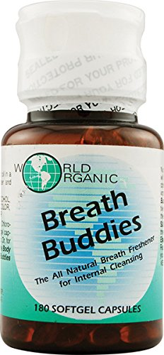 - WORLD ORGANICS Breath Buddies 90 TABS