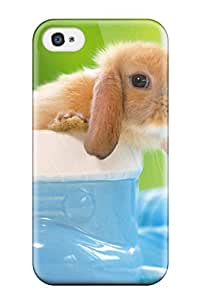 CagleRaymondy Case Cover For Iphone 4/4s - Retailer Packaging Suji Animal Protective Case