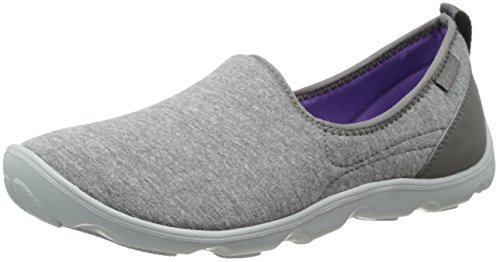 16033 Graphite Light Grey Women's Crocs Duet nwgAWaqWY