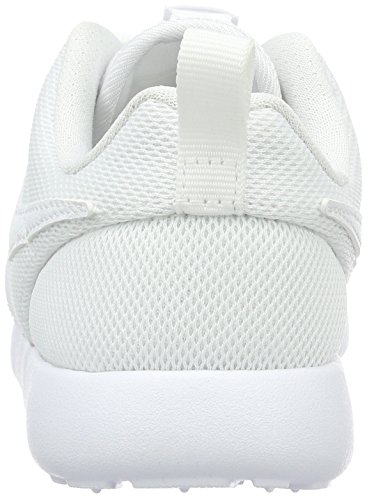 wolf De Sport One Fille Roshe Nike ps Grey Blanc white Chaussures white qFwvBw