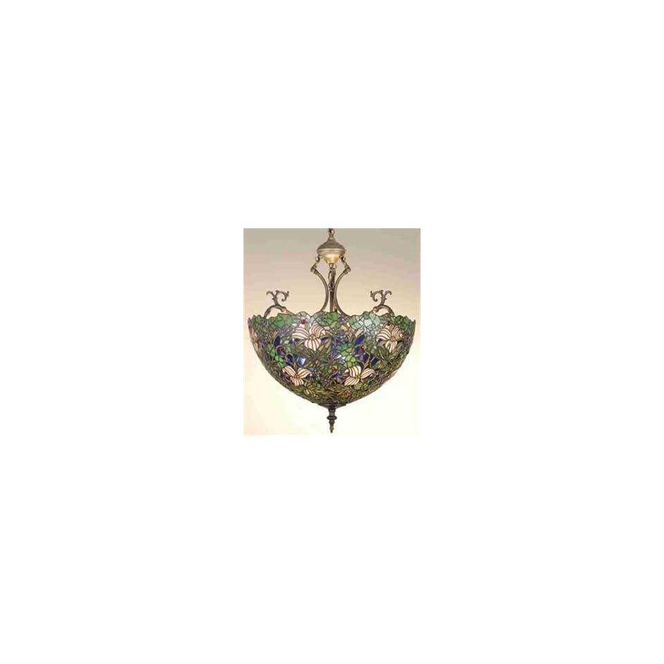 Meyda Tiffany 52187 3 Light Hanging Large Pendant