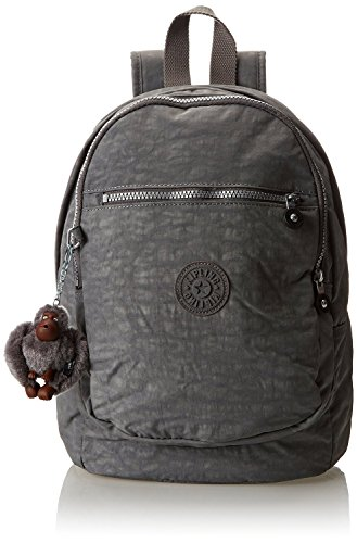 Kipling Challenger Medium Backpack (One Size, Dusty Grey)