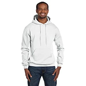 Champion Men's Front Pocket Pullover Hoodie Sweatshirt