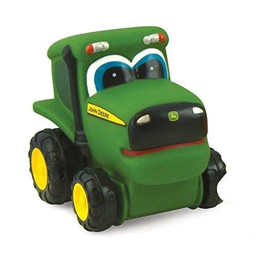 TOMY Soft Johnny Tractor Collect N Play