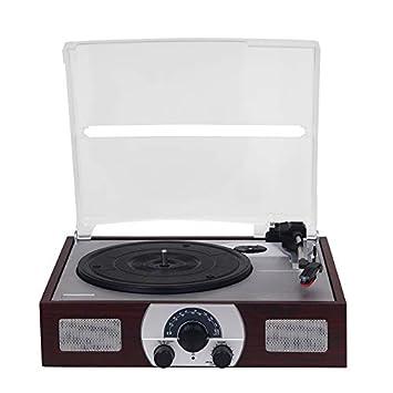 Retro Portableentry vinilo registro jugador Vintage LP record ...