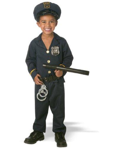 Jr. Policeman Toddler 2T ()