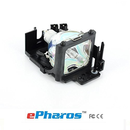 ePharos DT00401 Projector Replacement Compatible bulb with Generic housing for HITACHI CP-S225 CP-S225A Projectors