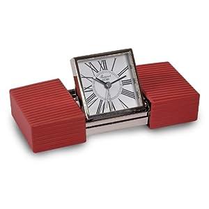 Rapport reloj despertador Metro Rojo 9