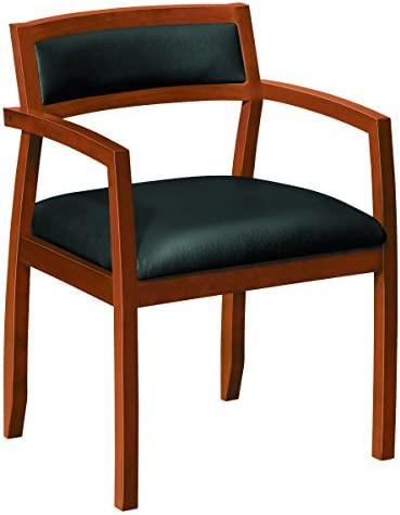 HON Topflight Wood Guest Chair