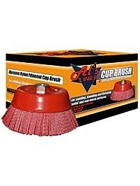 Al's Liner ALS-CB4 4-Inch Nylon Cup Brush