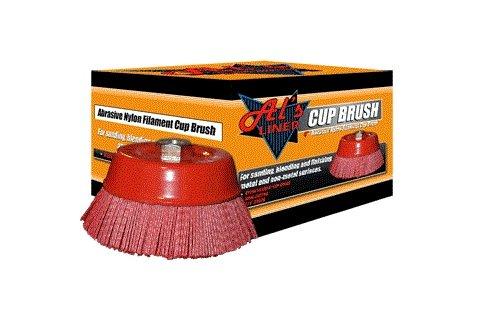 Al's Liner ALS-CB4 4-Inch Nylon Cup Brush SCPU1