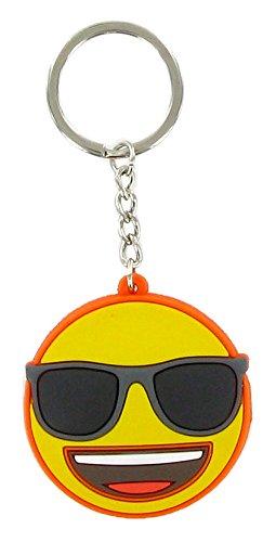 Comansi - Emoji llavero gafas de sol, 5 cm (E10006): Amazon ...