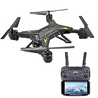 GI Drone 1080P, WiFi, Giroscópio de 4 eixos, Dobrável