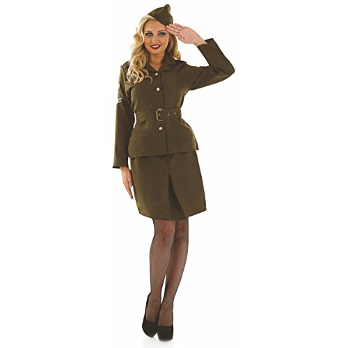 Extra (Army Woman Costumes)