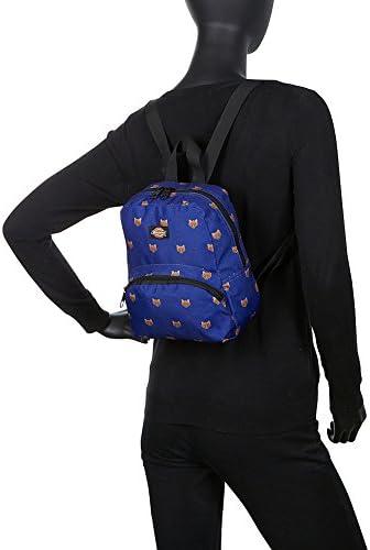 Dickies Mini Mini Festival Backpack (Clear PVC with Rainbow) 4