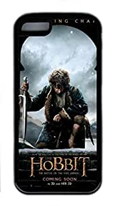 iCustomonline Case for iPhone 5C (TPU), The Hobbit Stylish Durable Case for iPhone 5C (TPU)
