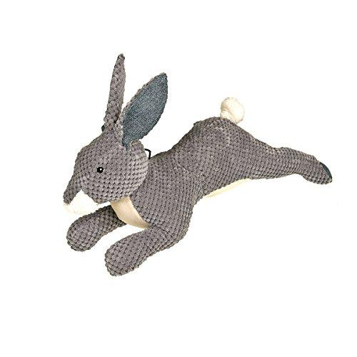Blue Ribbon Grey Large Plushables Natra Buddies Bunny Dog To