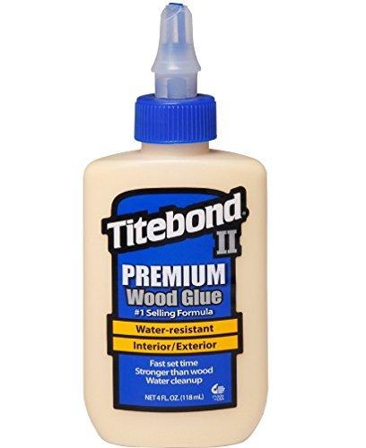 Franklin International 5002 Titebond-2 Glue, 4-Ounce