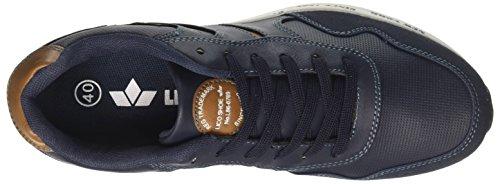 Herren Southside Marine Lico Blau Braun Sneaker zd011qw5