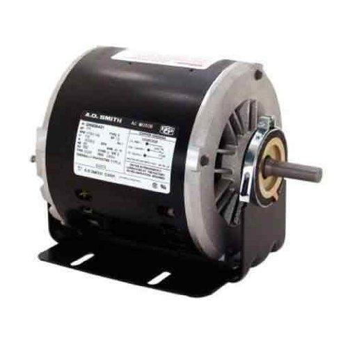 Century VB2054B Evaporation Cooler, 6-1/2-Inch Frame Diameter, 1/2-HP, 1725-RPM, 115-Volt, 7.8-Amp, Sleeve Bearing Motor