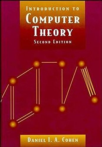 Intro.To Computer Theory