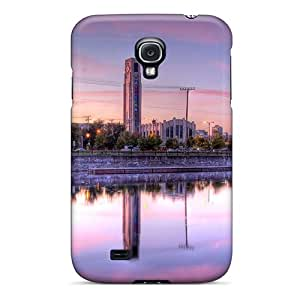 [bIAvF1505iiHJJ]premium Phone Case For Galaxy S4/ Lachine Canal In Montreal Canada Hdr Tpu Case Cover