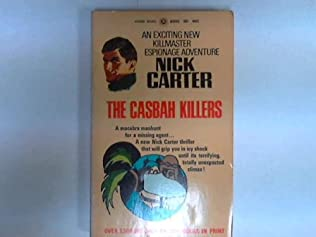 book cover of The Casbah Killers