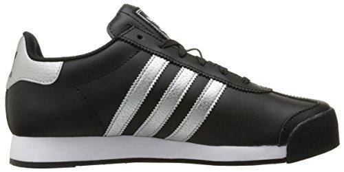 Black metallic white Adidas W Originalssamoa Silver Samoa w W Femme wY0qwzC