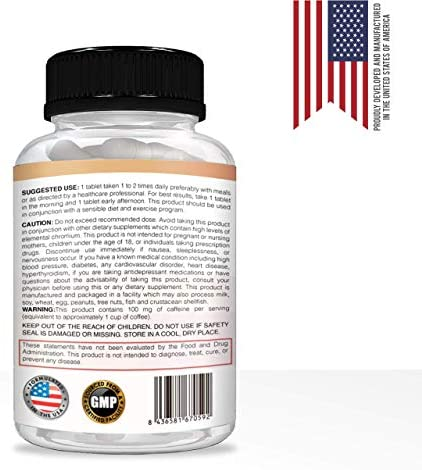 The Anti-Cellulite Revolution – Powerful Anti-Cellulite and Slimming Agent - Eliminates and Prevents Orange Peel Skin - The Most Powerful Formula - Get Rid of Cellulite Once and for All! - 90 Capsules 3