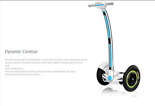 Eléctrico BINGS - Airwheel S3, dos ruedas patinete de ...