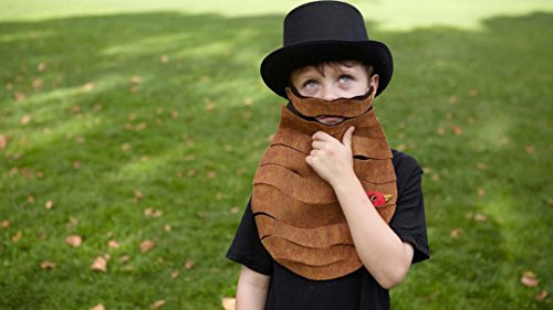 Last-Minute Halloween Costume: Felt Beards - Make A Costumes Online