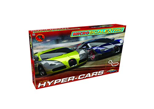 Scalextric Micro Hyper-Cars Race