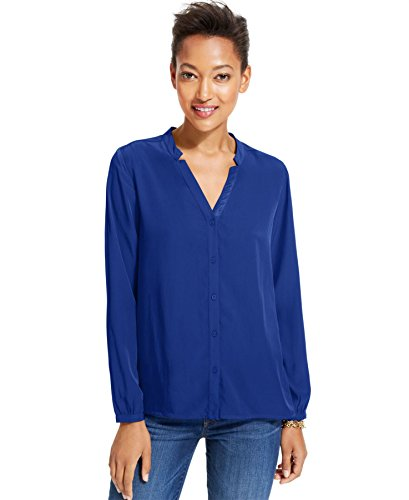 tommy-hilfiger-womens-surf-the-web-high-low-button-down-blouse-medium