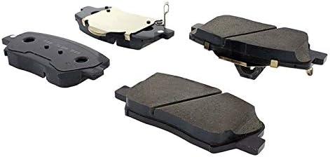 Disc Brake Pad Set Front Centric 105.18150