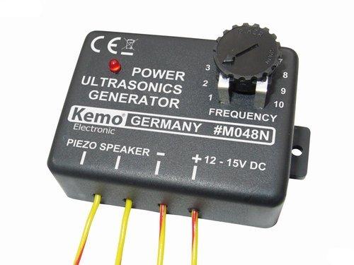 Ultrasonic Signal Generator Module