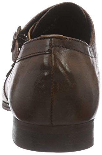 Hudson Scarpe Buffalo London Castleton Stringate Bronzo Uomo Aqv1Arw