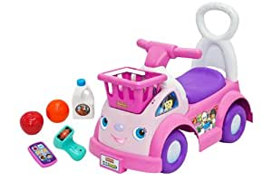 Fisher-Price LP Shop N' Roll Ride-On