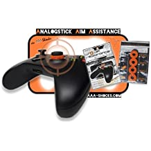 "AAA-Shocks (Analogstick Aim Assistance Shock Absorbers): Famous Swiss F.P.S. Controller Add-On - ""uggly orange infantry"" Edition"